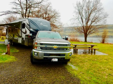 Maryhill State Park Campground