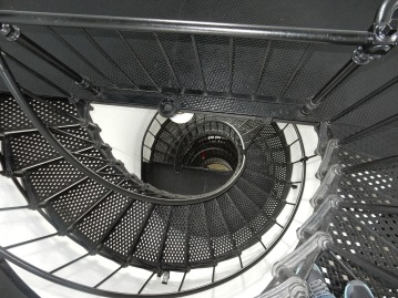 Yaquina Head Lighthouse Stairs