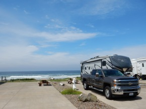 Sea Perch RV resort, Oregon Coast