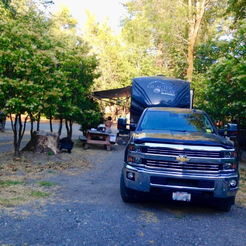 Giant Redwoods RV & Camp, Myers Flat