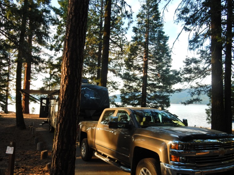 Rocky Point campground #41
