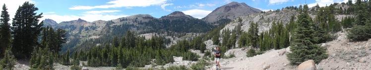 Hike to Bumpass Hell.
