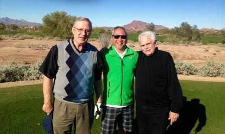 Golfing at Longbow