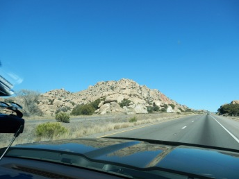 Interstate 10 to Las Cruces