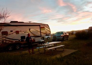 Balmorhea Campsite