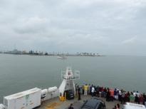 Galveston ferry ride
