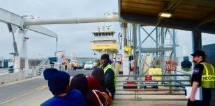 Gibb Gilchrist Ferry, Galveston
