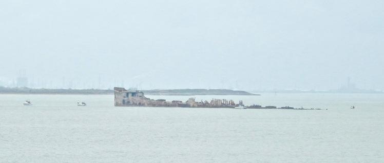 SS Selma Shipwreck