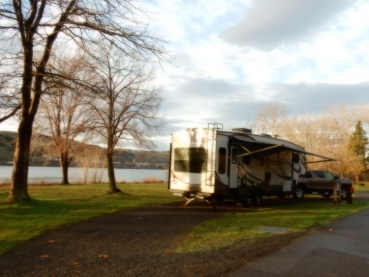 Maryhill Campground
