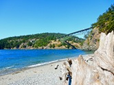 Deception Pass Bridge @ North Beach