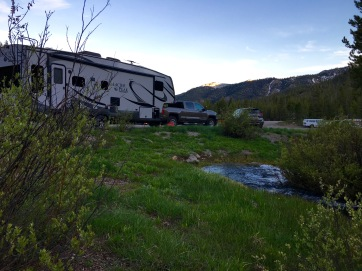 Secret Camping Spot ;)