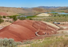 John Day Fossil Beds, OR