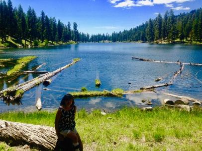 Magone Lake, OR