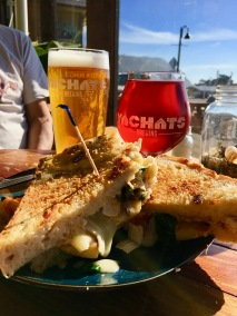 Yachats Brewery and Farmstore, Oregon