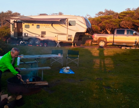 Tillicum Campground