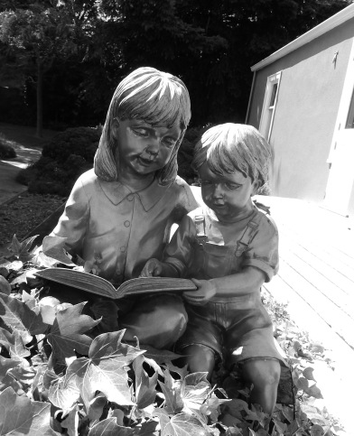 Sculture in Langley