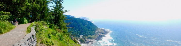 Cape Perpetua Western Shelter Viewpoint
