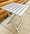 easy fold aluminum camp table