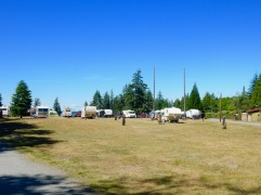 Island County fairgrounds RV campgrounds, Langley