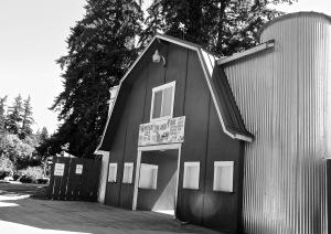 Island County Fairgrounds entrance