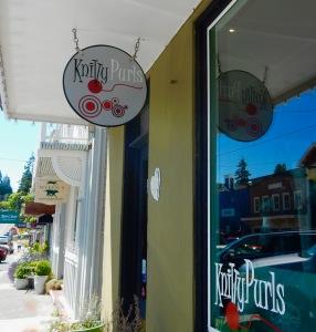 Knitty Purls, Langley, Washington