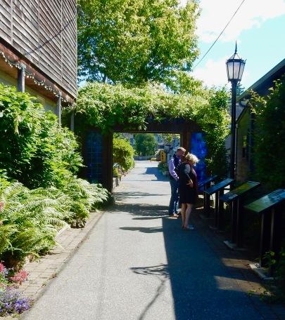 Langley history walk