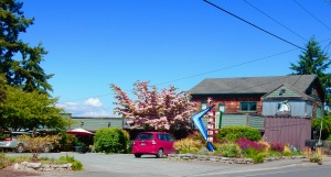 Langley Motel, Washington