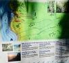Cape Perpetua Scenic Area, Trail map