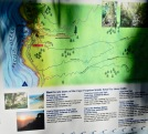 Cape Perpetua Scenic Area, Trail map