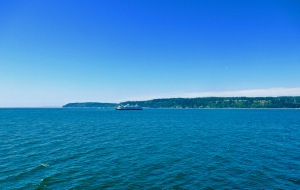 Mukilteo-Clinton ferry