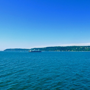 Mukilteo-Clinton ferry