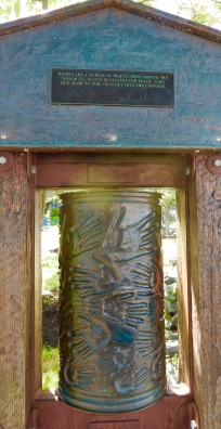 Prayer Wheel ,Langley, Wa