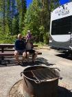 Redfish Lake Campsite