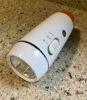 RV outlet flashlight