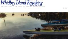 Whidbey Island Kayaking